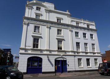 Thumbnail 2 bed flat to rent in Canute Castle, Royal Crescent Road, Southampton