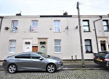 Thumbnail 2 bed terraced house for sale in Salisbury Street, Preston, Lancashire