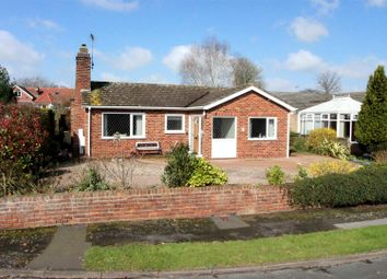 Thumbnail 2 bed detached bungalow for sale in Hall Close, Nafferton, Driffield