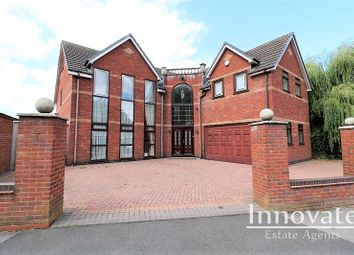 Thumbnail 6 bed detached house for sale in Lloyd Street, West Bromwich