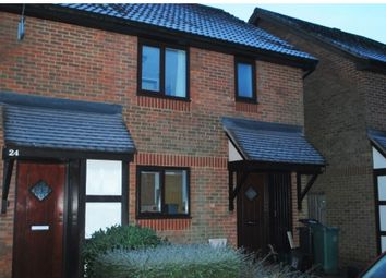 Thumbnail 3 bed terraced house to rent in Clarence Court, Horley