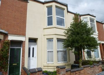 Thumbnail 3 bed terraced house for sale in Graham Road, Rugby