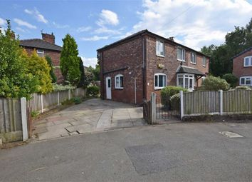 Thumbnail 3 bed semi-detached house for sale in Fitton Avenue, Chorlton, Manchester