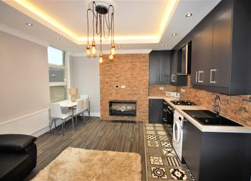 Thumbnail 3 bed flat to rent in Brooke Road, London