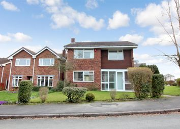 Thumbnail 4 bedroom detached house for sale in Jasmine Close, Blythe Bridge, Stoke-On-Trent