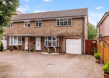 Thumbnail 4 bed semi-detached house for sale in Epsom College, College Road, Epsom