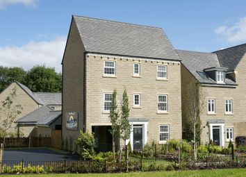 "Thumbnail 4 bed detached house for sale in ""Fleetwood"" at Pool Road, Otley"