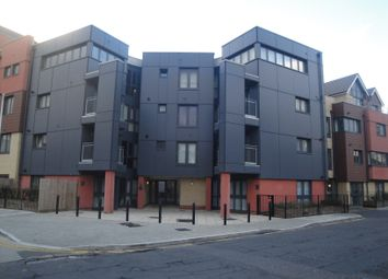 Thumbnail 2 bed flat for sale in Bramley Crescent, Gants Hill, Ilford