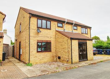 Thumbnail 1 bed flat for sale in 7 Wallmans Lane, Swavesey, Cambridge