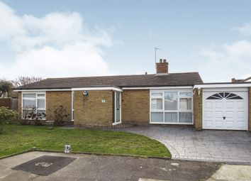 Thumbnail 3 bedroom detached bungalow for sale in Holyrood Close, Ipswich
