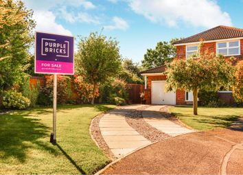 Thumbnail 4 bed detached house for sale in Deanhead Grove, York