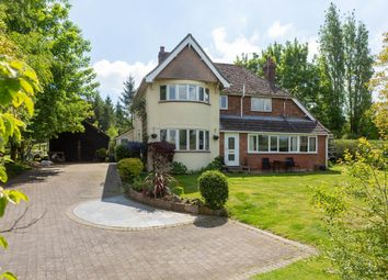 Thumbnail 5 bed detached house for sale in Low Street, Bardwell, Bury St. Edmunds
