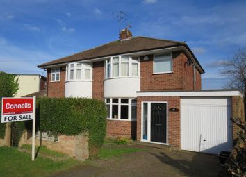 Thumbnail 3 bedroom semi-detached house for sale in Bouverie Road, Hardingstone, Northampton