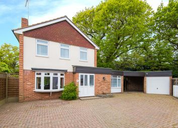 Thumbnail 3 bed detached house for sale in Oakwood Avenue, Hutton, Brentwood, Essex