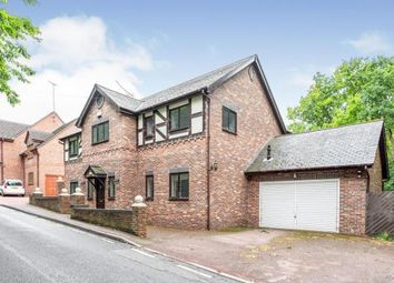 Thumbnail 4 bed detached house for sale in Dibbinsdale Road, Bromborough, Wirral