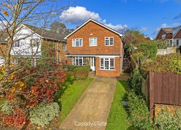 Thumbnail 4 bed detached house for sale in Corder Close, St. Albans, Hertfordshire
