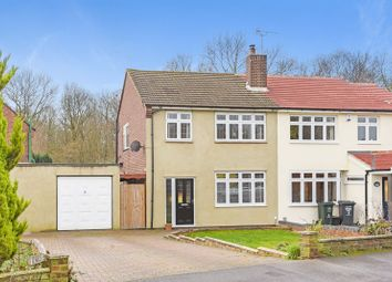 Thumbnail 3 bed semi-detached house for sale in Summerhouse Drive, Dartford