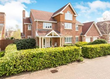 Thumbnail 5 bed detached house for sale in Hampstead Drive, Weston, Crewe