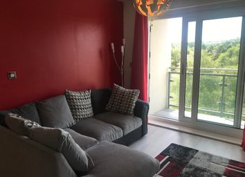 Thumbnail 1 bed flat to rent in Royal Sovereign, Phoebe Road, Copper Quarter