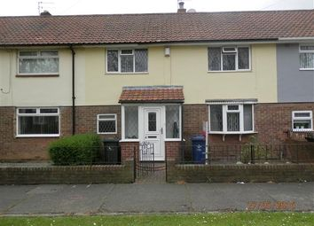 Thumbnail 3 bed terraced house for sale in Mead Walk, Walker, Newcastle Upon Tyne