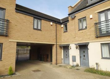 Thumbnail 2 bed terraced house for sale in Bayleaf Avenue, Hampton Vale, Peterborough, Cambridgeshire
