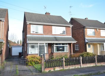 Thumbnail 3 bed property for sale in Belmont Avenue, Bulwell, Nottingham