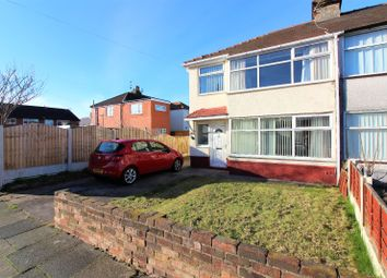 Thumbnail 3 bedroom semi-detached house for sale in Salcombe Avenue, Bispham