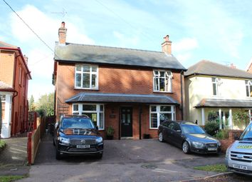 Thumbnail 4 bed detached house to rent in Recreation Road, Stowmarket