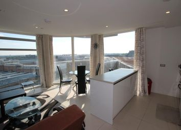 Thumbnail 2 bedroom flat to rent in T803 Nottingham One, The City, Nottingham