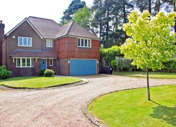 Thumbnail 5 bed detached house for sale in Beaconsfield Road, Chelwood Gate