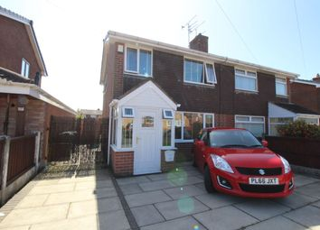 Thumbnail 3 bed semi-detached house for sale in Wallace Avenue, Liverpool