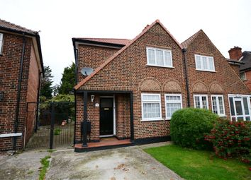 Thumbnail 3 bedroom semi-detached house for sale in Swan Road, West Drayton