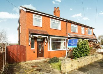 Thumbnail 3 bed semi-detached house for sale in Bonis Crescent, Stockport