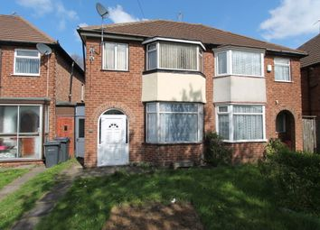 Thumbnail 3 bed semi-detached house to rent in Rocky Lane, Great Barr Birmingham