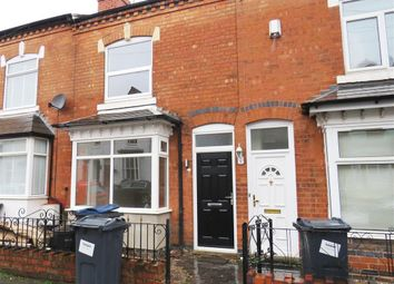 Thumbnail 2 bed property to rent in Clarence Road, Harborne, Birmingham