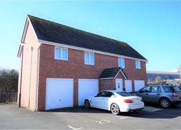 Thumbnail 1 bed flat for sale in Ophelia Drive, Stratford-Upon-Avon