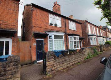 Thumbnail 3 bedroom property to rent in Portland Road, West Bridgford, Nottingham