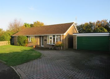 Thumbnail 3 bed detached bungalow for sale in Cobley Close, East Woodyates, Salisbury