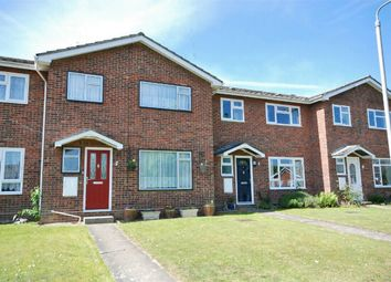 Thumbnail 3 bed terraced house for sale in Tey Road Close, Earls Colne, Essex