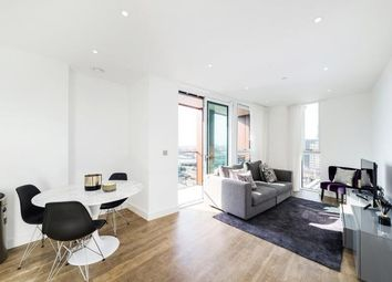 Thumbnail 2 bedroom flat to rent in Pinto Tower, 4 Hebden Place