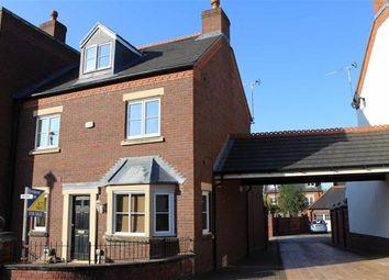 Thumbnail 3 bedroom town house for sale in Ladybank Avenue, Fulwood, Preston