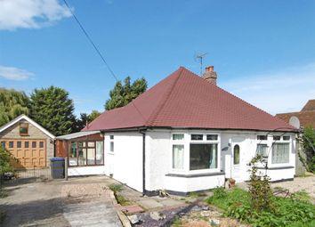 Thumbnail 3 bed detached bungalow for sale in Ridgeway Road, Herne, Herne Bay, Kent