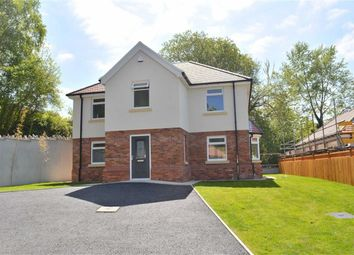 Thumbnail 4 bed detached house for sale in Morgan Row, Aberdare, Rhondda Cynon Taf