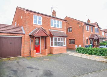 Thumbnail 4 bed detached house for sale in Daniell Road, Wellesbourne, Warwick