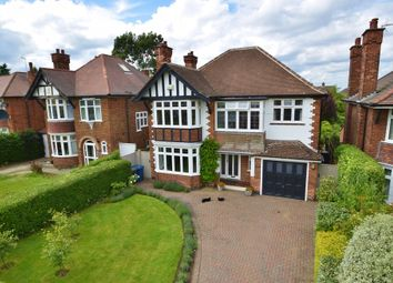 Thumbnail 4 bed detached house for sale in Ellesmere Road, West Bridgford