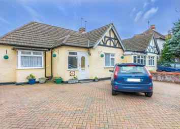 Thumbnail 2 bed semi-detached bungalow for sale in Drapers Road, Enfield