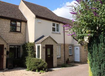 Thumbnail 2 bed terraced house for sale in Beauchamp Close, Fairford