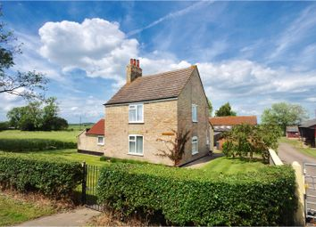 Thumbnail 2 bed detached house for sale in Fen Road, Washingborough