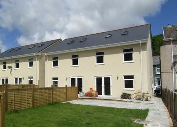 Thumbnail 5 bed semi-detached house for sale in Plot 1, Brynhyfryd Street, Cwmaman