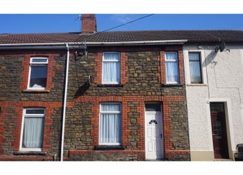 Thumbnail 3 bed terraced house for sale in Cross Street, Resolven